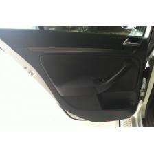 garniture de porte arrière gauche tissu VW Golf 5 1K 5p 03 à 08 d'occasion