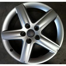 jante aluminium 17p  ET56 - 5x112 Audi A3 8P 03 à 12, VW Eos, Golf 5, Golf 6, Golf Plus, Touran d'occasion