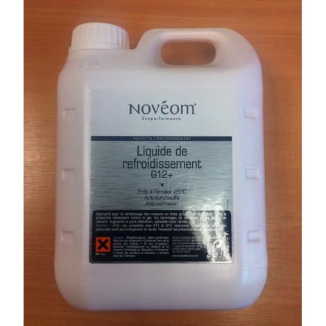 liquide de refroidissement rose G12+ -25°c (bidon 2L)