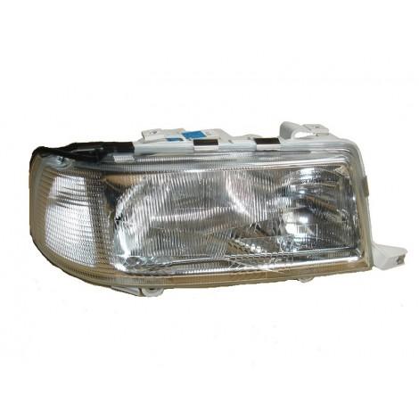 phare avant droit H4/H1 - Audi 80 8C (91 à 95)