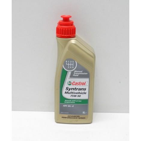 huile Castrol boite pont SYNTRANS  75W-90 (litre)