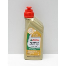 huile Castrol pont autobloquant SYNTRAX LIMITED SLIP  75W-140