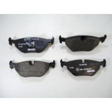 plaquettes de frein arrière E36/E46/Z4