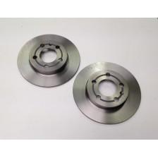 disques de frein arrière (la paire)