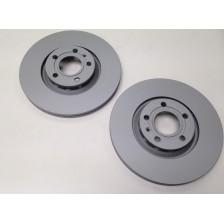 disques de frein avant (la paire)