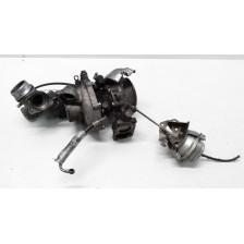 Turbo 3.5l diesel 02/09- E90/E60/E83/E70 BMW pièce d'occasion