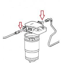 Joint torique support filtre à gasoil E36/E34/E39/E38 diesel BMW