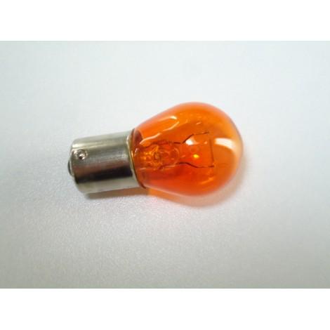 ampoule 21 w orange decentrée