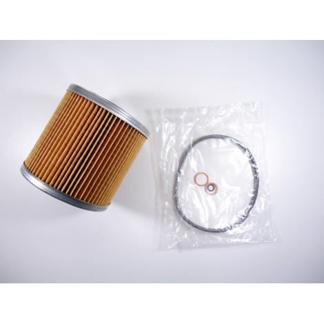 filtre a huile M40 cloche metalique