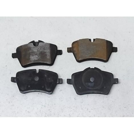 UAT Ceramic Plaquettes De Freins avec Wako Arrière Mini r55 r56 r57 r58 r59 Cooper One D S