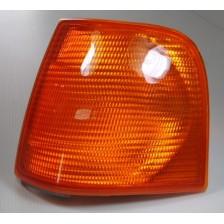 clignotant avant gauche orange - Audi 100 (82 à 91)