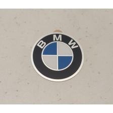 emblème autocollant de jante D:57 mm BMW