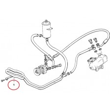 durite de direction E34 525td/tds DESTOCKAGE BMW