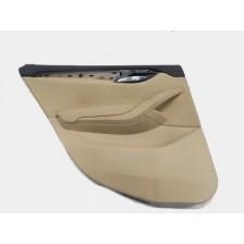 panneau de porte arrière gauche tissus X1 E84 BMW pièce d'occasion