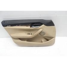 panneau de porte avant gauche tissus X1 E84 BMW pièce d'occasion