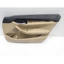 panneau de porte avant droit tissus X1 E84 BMW pièce d'occasion