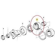 roulement à bille arrière E36/E34/E32/E31 BMW