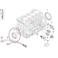 joint d'arbre essence N43/N45/N46 E87/E90 BMW